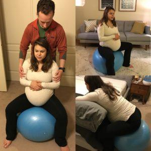 How to Use Birth & Peanut Balls – Utah Doula Association